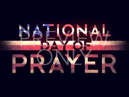 DAY OF PRAYER STILL