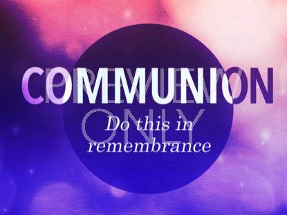 DYNAMIC LIGHTS COMMUNION STILL