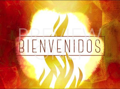 FLAMES OF GRACE WELCOME STILL - SPANISH