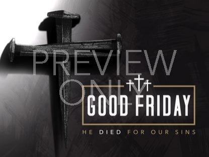 FOR OUR SINS GOOD FRIDAY 2 STILL