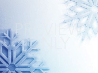 FROSTED SNOWFLAKE 4 STILL