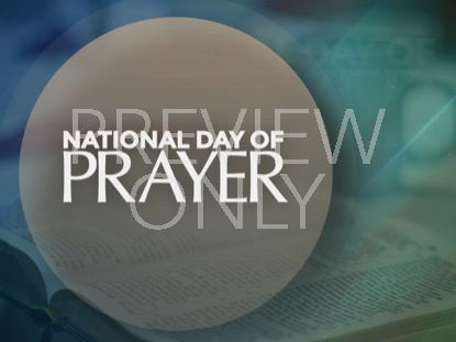 NATIONAL PRAYER BIBLE BLUE 1