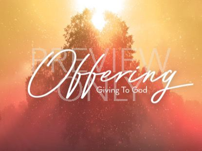 ONLY CHRIST OFFERING STILL