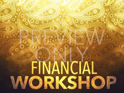 PAISLEY FINANCIAL WORKSHOP STILL