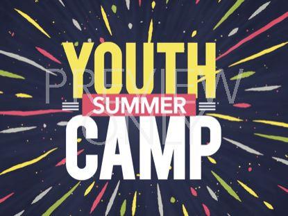 PATRIOTIC PARTY SUMMER CAMP STILL