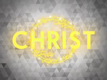 PEACEFUL ADVENT CHRIST 2 STILL