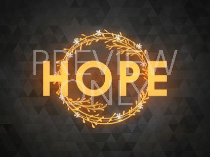 PEACEFUL ADVENT HOPE 1 STILL