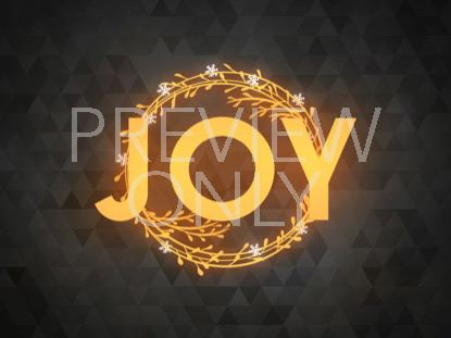 PEACEFUL ADVENT JOY 1 STILL
