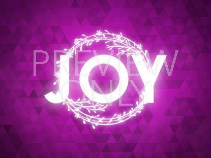 PEACEFUL ADVENT JOY 2 STILL