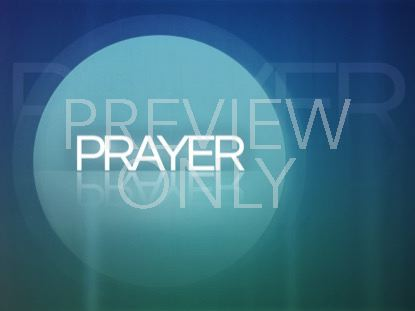 PRAYER CIRCLE 1