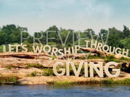 RIVER ROCK TITHING STILL