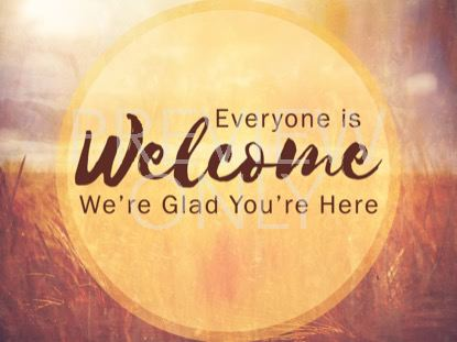 THE GREAT COMMISSION WELCOME STILL