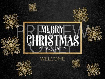 TRENDY CHRISTMAS MERRY STILL