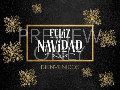 TRENDY CHRISTMAS MERRY STILL - SPANISH