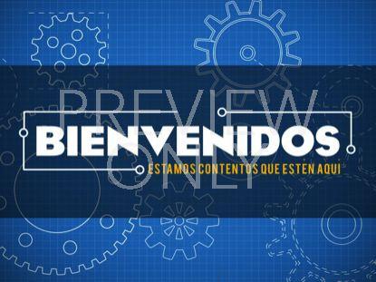 WIDGETS WELCOME STILL - SPANISH