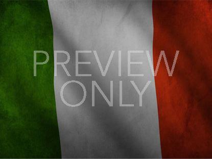 ITALY FLAG STILL