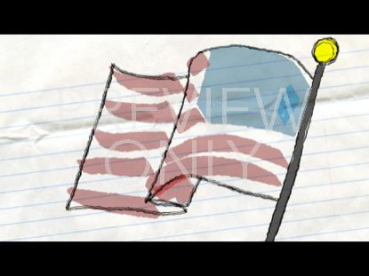 A VERY SPECIAL COUNTRY FLAG STILL