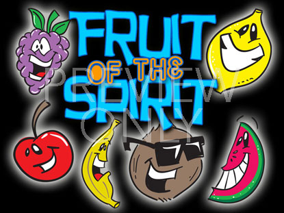 FRUIT OF THE SPIRIT 1 STILL
