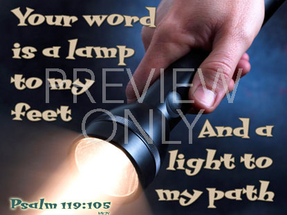 LAMP TO MY FEET STILL