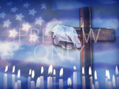 911 SEPTEMBER-11 PATRIOTIC STILL 1