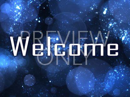 BOKEH STARS WELCOME STILL 1