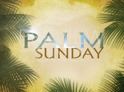PALM SUNDAY STILL 1