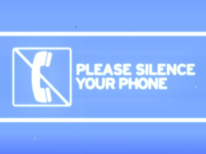 SIMPLE SILENCE PHONE STILL