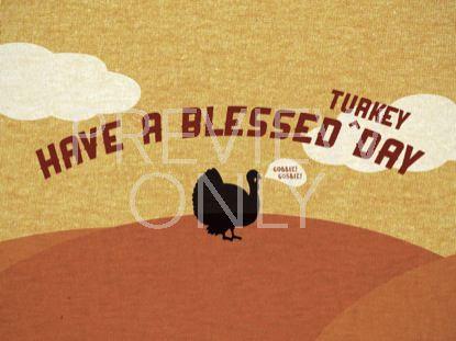 TURKEY DAY EXIT STILL