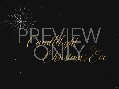 SILENT NIGHT CANDLELIGHT STILL