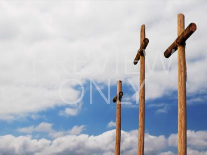CROSSES AND CLOUDS