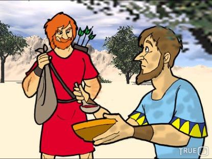 JACOB AND ESAU STILLS