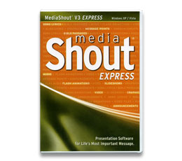 MEDIA SHOUT EXPRESS