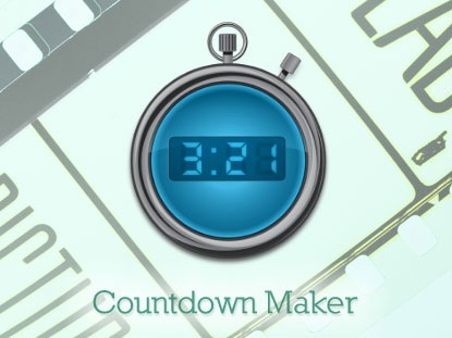 COUNTDOWN MAKER