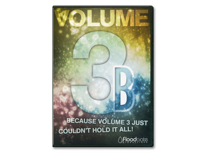 FLOODGATE DVD VOLUME 3B