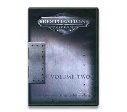 RESTORATION VIDEOS VOLUME 2