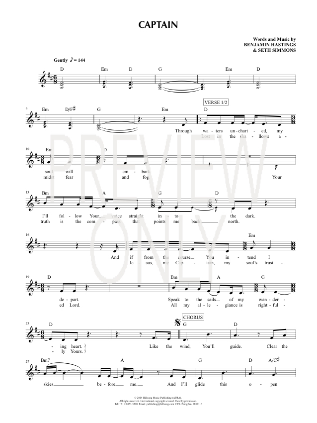 still hillsong music sheet pdf