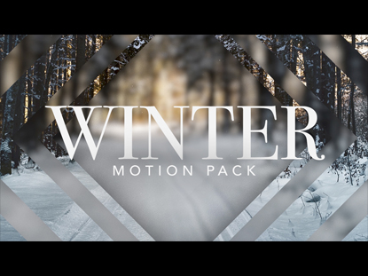 WINTER MOTION PACK