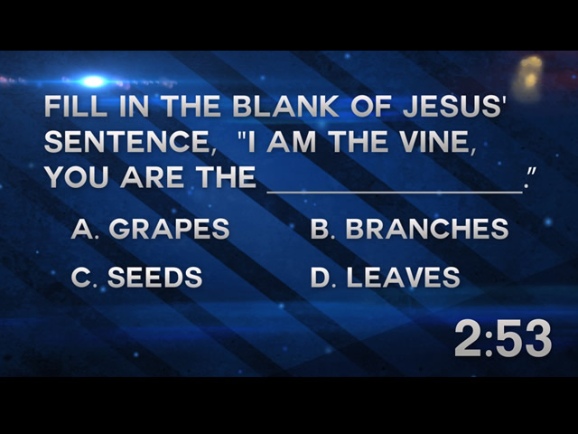 Bible Trivia Countdown 1 | 4ThoughtMedia | Preaching Today Media