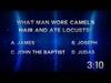 Bible Trivia Countdown 3 | 4ThoughtMedia | Preaching Today Media