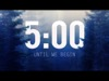 Calming Nature Blue Countdown | Playback Media | Preaching Today Media