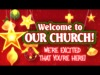 Season's Greetings Welcome | Animated Praise | Preaching Today Media