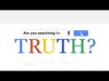 Searching For Truth | twelve:thirty media | Preaching Today Media