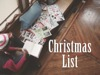 Christmas List | Disciple Media | Preaching Today Media