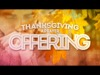 Thanksgiving A Prayer Offering | Freebridge Media | Preaching Today Media