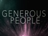 Generous People | Floodgate Productions | Preaching Today Media