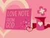 Love Note From God | Hyper Pixels Media | Preaching Today Media