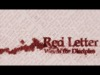 Red Letter Words For Disciples | MyChurchTeam | Preaching Today Media