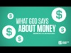 What God Says About Money | Creative Sheep | Preaching Today Media