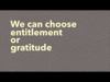 Shifting Perspectives Gratitude | Ryan Emerick Media | Preaching Today Media