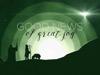 Winter Night Shepherd Title | Centerline New Media | Preaching Today Media